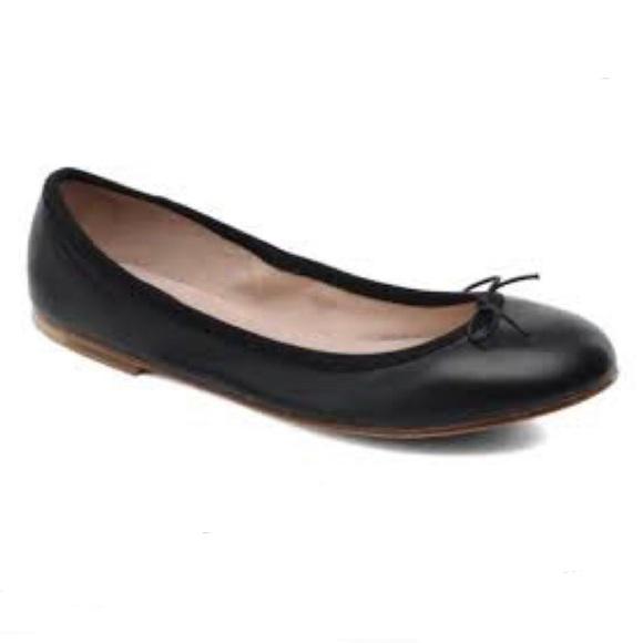 Bloch Prima Ballerina Flats In Black